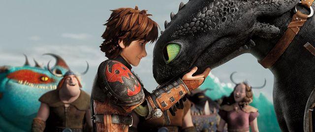 『ヒックとドラゴン2』より