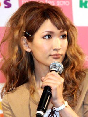 息子がスカウトされたことを明かした紗栄子 - 画像は2010年11月イベント時のもの