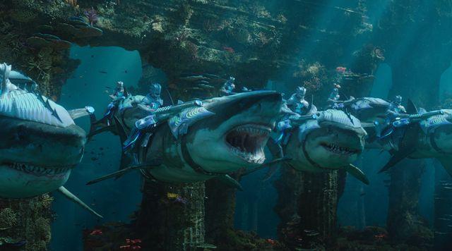 『アクアマン』のスピンオフ映画『ザ・トレンチ(原題)』も製作中止に - 画像は『アクアマン』より