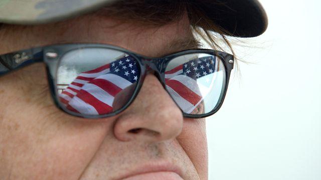 広島を訪れたことがあるというマイケル・ムーア監督