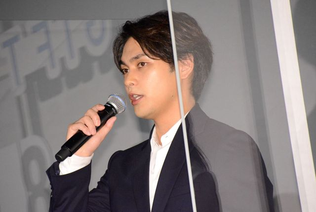 原爆研究に加わった若き研究者を演じた柳楽優弥