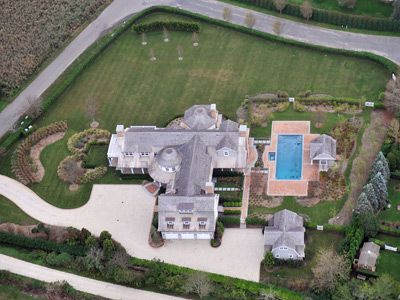ジェニファー・ロペスが購入したニューヨークのハンプトンズの豪邸