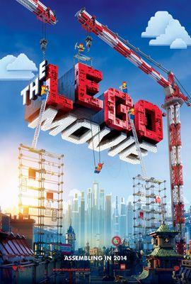 映画『レゴ(R) ムービー』USポスタービジュアル
