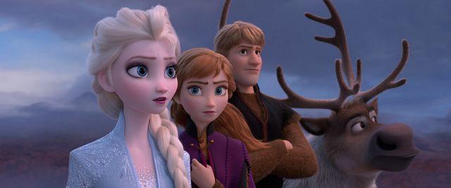 今回も驚異的なヒットになりそうな『アナと雪の女王2』
