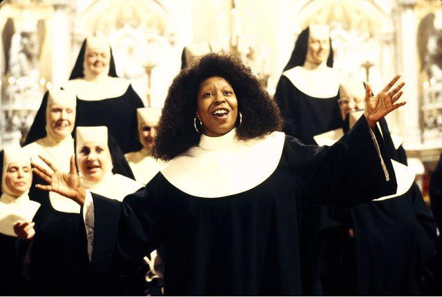 『天使にラブ・ソングを…』(1992)より
