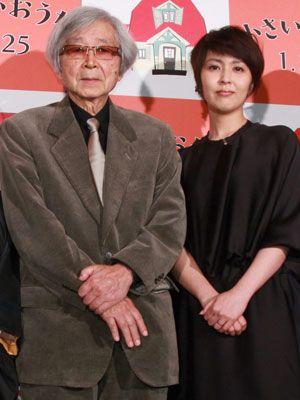 じだんだを踏んでいた? 山田洋次監督と松たか子