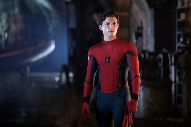トム・ホランド演じるスパイダーマン(写真は映画『スパイダーマン:ファー・フロム・ホーム』より)