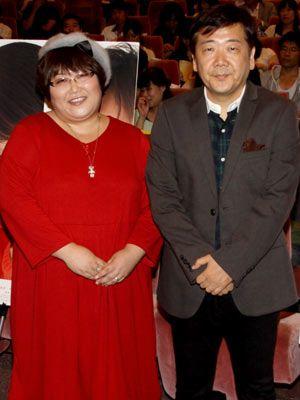 体重103キロの女恋愛カウンセラー羽林由鶴(はねばやしゆず)と鴻上尚史