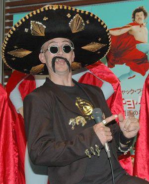 メキシコの伝説的な人物を題材にした作品に、深い感銘を受けたカリート「イエーイ!」