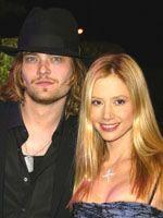 ミラと夫のクリス