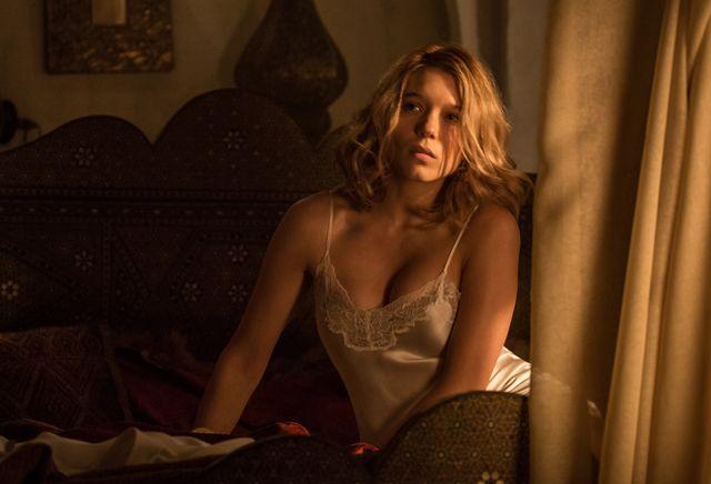 アンニュイな美しさ - 映画『007 スペクター』でのレア・セドゥ