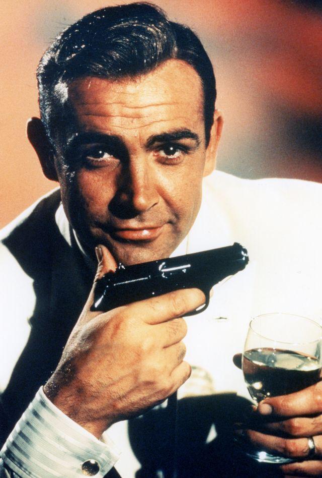 ご冥福をお祈りいたします - 映画『007/ゴールドフィンガー』でのショーン・コネリーさん