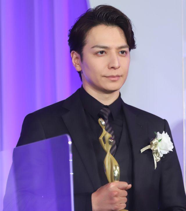東京ドラマアウォード2020主演男優賞に輝いた生田斗真