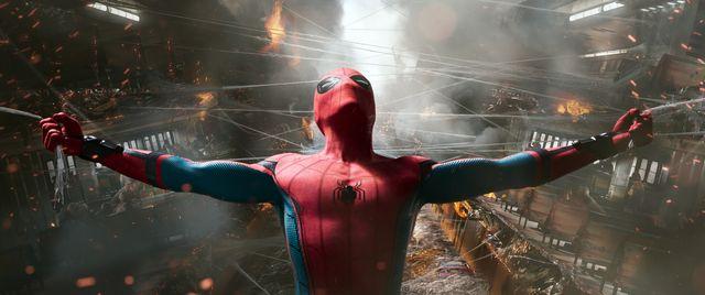 今度は女性キャラクターがメイン! - 画像は映画『スパイダーマン:ホームカミング』より