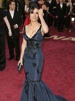 アカデミー賞でのドレスが好評だったサルマ・ハエック