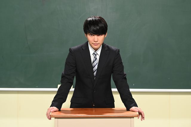 スーパー塾講師を演じる「二月の勝者-絶対合格の教室-」の柳楽優弥