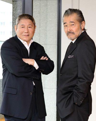 『龍三と七人の子分たち』北野武監督&藤竜也 単独インタビュー