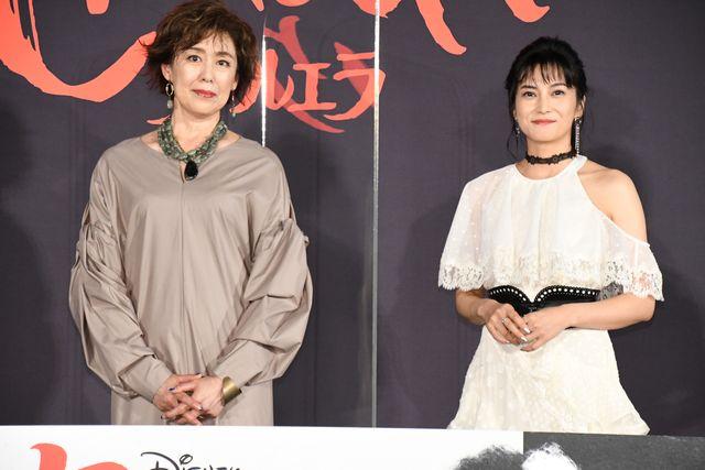 『クルエラ』日本版声優の柴咲コウと塩田朋子