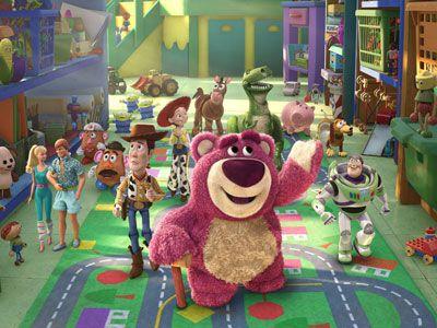 『トイ・ストーリー3』には個性豊かなおもちゃたちがたくさん登場!