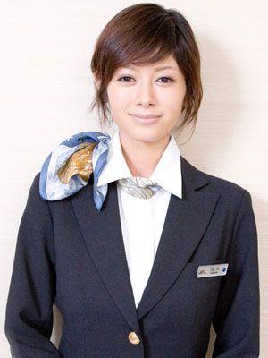 『フライング☆ラビッツ』インタビュー時の真木よう子