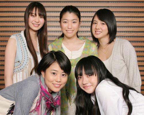 『書道ガールズ!!-わたしたちの甲子園-』成海、山下、桜庭、高畑、小島 単独インタビュー