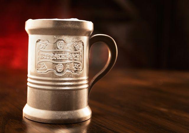 バタービール プレミアムマグカップ