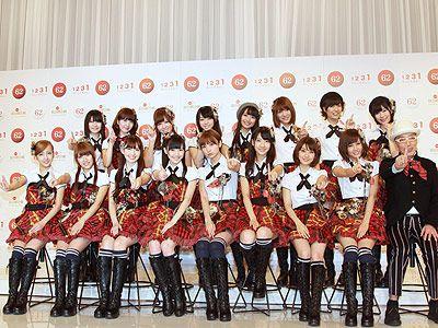 親知らずは大丈夫? 大島優子はじめとするAKB48メンバーとテリー伊藤が、今年の紅白を盛り上げる!