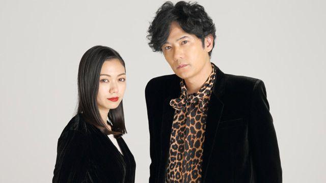 『ばるぼら』稲垣吾郎&二階堂ふみ 単独インタビュー