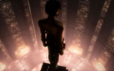 『GHOST IN THE SHELL 攻殻機動隊2.0』より