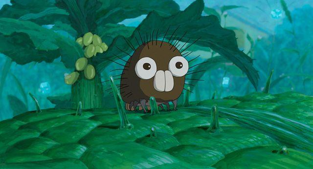毛虫のボロの声が魅力的!
