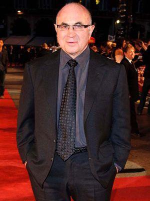 引退を発表したイギリスの名優ボブ・ホスキンス