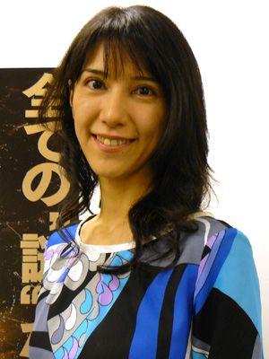 美人心理カウンセラーの栫井利依(かこいりえ)