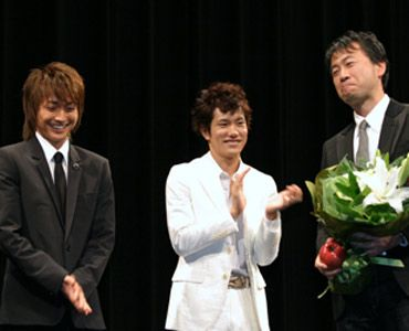 藤原竜也、松山ケンイチ、金子修介監督