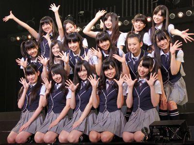 大和撫子なパフォーマンスを披露! NMB48