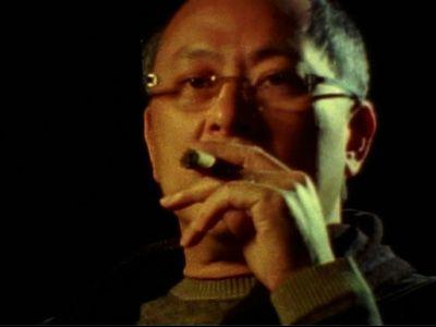 ジョニー・トー監督-『映画監督ジョニー・トー 香港ノワールに生きて』より