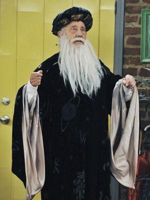 「ウェイバリー通りのウィザードたち」のクラムス校長ことイアン・アバークロンビーさん