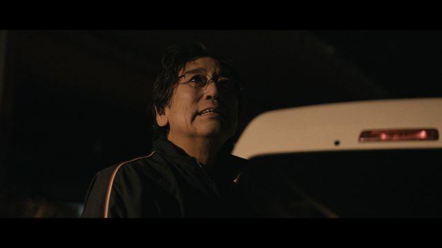 ルー大柴が男優賞を受賞した映画『戻る場所はもうない』