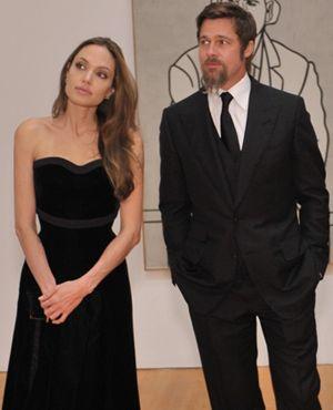 アンジェリーナ・ジョリーとブラッド・ピット