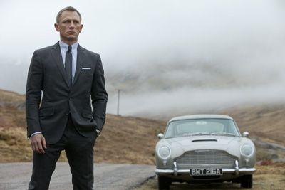映画『007 スカイフォール』より