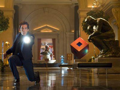 映画『ナイト ミュージアム2』がパワーアップで第1位に!