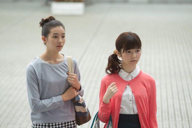 足立梨花がAKB48島崎遥香主演ホラーに出演!