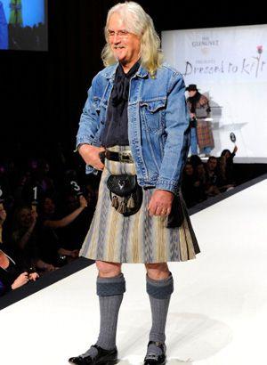 ジャクソン監督のお墨付き!ドワーフ最強の戦士を演じることになったスコットランド出身の俳優ビリー・コノリー