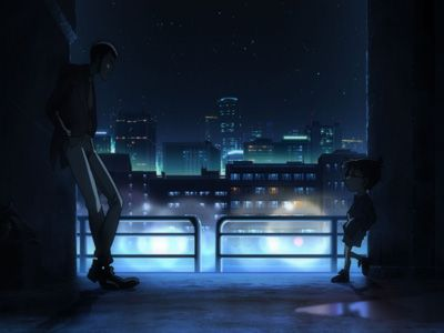 映画『ルパン三世VS名探偵コナン THE MOVIE』ビジュアル