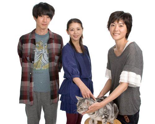 『グーグーだって猫である』小泉今日子、上野樹里、加瀬亮 単独インタビュー