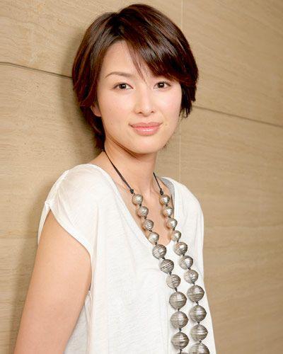 『海の金魚』吉瀬美智子 単独インタビュー