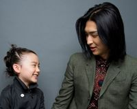 松田翔太&芦田愛菜