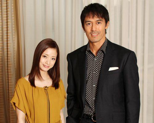 映画『テルマエ・ロマエ』阿部寛&上戸彩 単独インタビュー