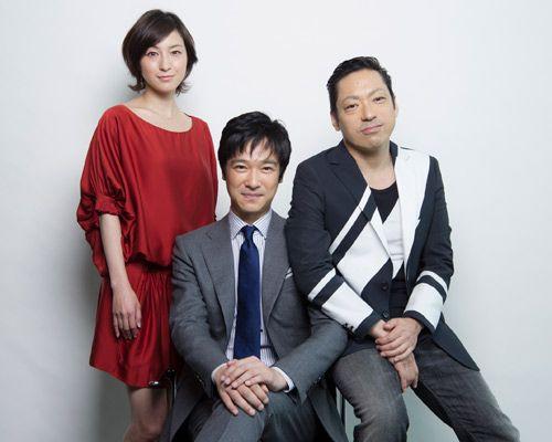 『鍵泥棒のメソッド』堺雅人&香川照之&広末涼子 単独インタビュー