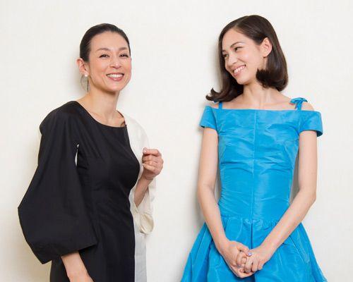 『プラチナデータ』鈴木保奈美&水原希子 単独インタビュー
