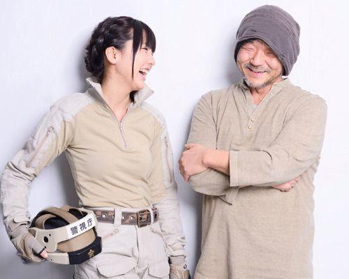 『THE NEXT GENERATION パトレイバー』押井守監督&真野恵里菜 単独インタビュー
